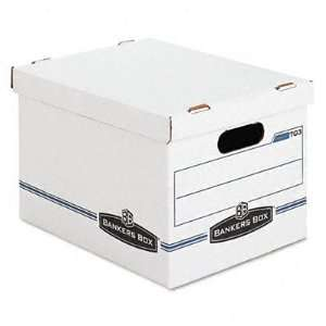 Bankers Box 0070308 Stor/file storage box, lift off lid, letter/legal