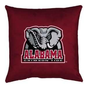 NCAA ALABAMA CRIMSON TIDE LR Toss Pillow   (17x17)