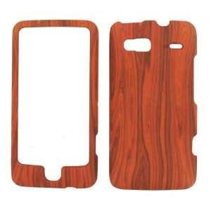 Premium   HTC Tmobile G2 / 4G   Wood Grain Rubberized