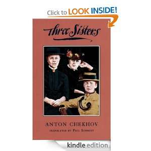 Three Sisters A New Translation (TCG Translations) Anton Chekhov