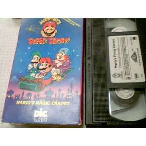 Mario Bros. Super Show)(Registered Trademark of Nintendo of America