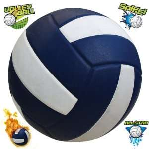 Mural Jammer Volleyball Peel and Place Wall Graphic (4 x 4 Feet