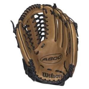 Wilson A500 Advantage Series Baseball Glove (12.5 Inch