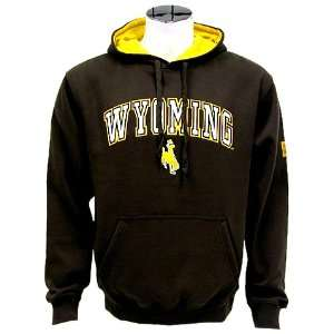 Wyoming Cowboys Mens Team Color Automatic Fleece Hoodie