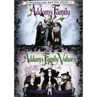 The Addams Family / Addams Family Values: Anjelica Huston