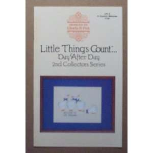 Craft Book ( Little Things Count?Day After Day) (2nd Collector Series