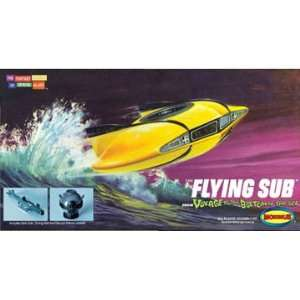 Voyage to the Bottom of the Sea Mini Flying Sub Toys