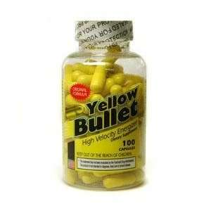 Yellow Bullet 100ct