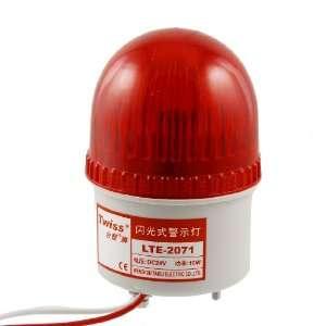 Flashing Light Industrial Signal Tower Warning Lamp DC 24V Automotive