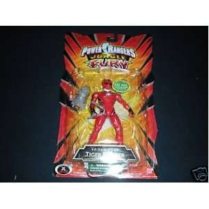 Fury Tiger Ranger/Sound Fury Tiger Ranger/Red Ranger