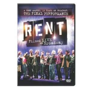 Rent: Filmed Live on Broadway: Will Chase, Adam Kantor
