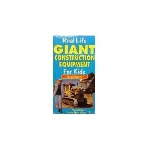 Real Life GIANT Construction Equipment for Kids Hard Hat