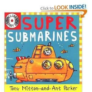 Super Submarines (Amazing Machines with CD) (Amazing