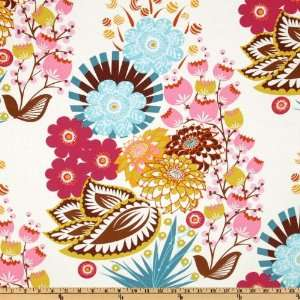Anna Maria Horner LouLouThi Summer Totem Tart Fabric By The Yard anna