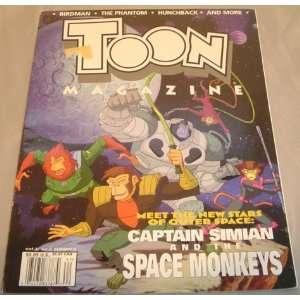 TOON Magazine Vol. 2 No. 2 Summer/Space Monkeys/Birdman