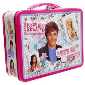 Walt Disney High School Musical HSM Tin Lunch Box  Toys & Games