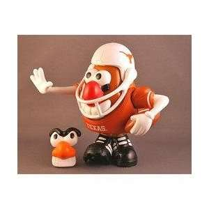 Texas Longhorns NCAA Sports Spuds Mr. Potato Head Toy