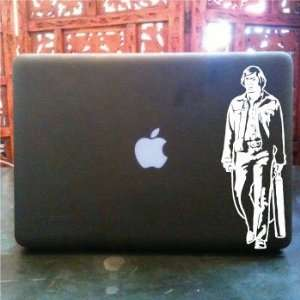 No Country for Old Men Mac Skin Vinyl Decal Sticker