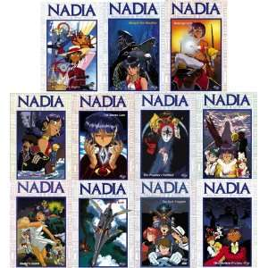 Nadia, Secret of the Blue Water   Complete Collection