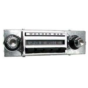 1958 Chevrolet Wonderbar AM/FM/Stereo Radio Automotive