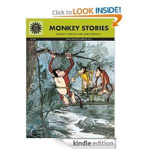 Jataka Tales   Monkey Stories eBook: Anant Pai: Kindle