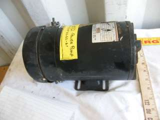 See Pictures! Yale Forklift Electric Motor 36v 48v Pump . Unused and