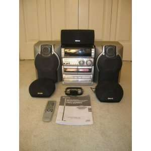Aiwa NSXMA845 Home Theater Compact Stereo System
