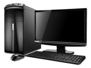the gateway dx4320 desktop pc monitor not included