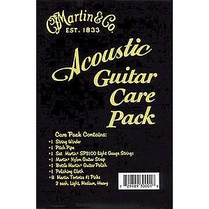 Martin Acoustic Guitar Care Kit  ActiveMusician