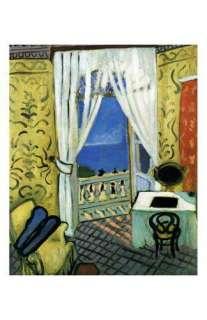 Still Life With Violin Case Art Print by Henri Matisse at Barewalls