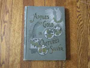 Apples of Gold Pictures of Silver B. johnson 1st ed