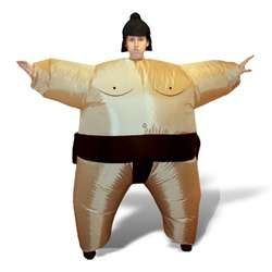 Inflatable Sumo Suit   Fan inflated Sumo wrestling suit, Great for
