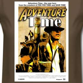 Design ~ Adventure Time Womens T shirt
