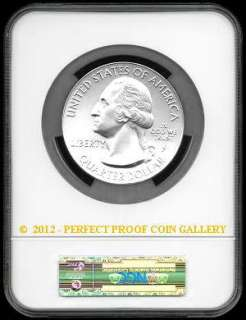2010 P GRAND CANYON 5oz. SILVER AMERICA THE BEAUTIFUL COIN   NGC