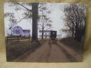 Headin Home Canvas Sign Wall Decor Picture Paint
