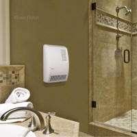 Dimplex EF12 Fan forced electric bathroom wall heater with timer