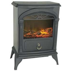 Fire Sense Vernon Electric Stove Heating, Cooling, & Air