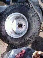 Tires on Wheels fit JOHN DEERE 4410, 4300 & 4210 Tractor Tires