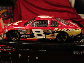 Earnhardt Jr Budweiser/ All Star Game Monte Carlo NASCAR Action CWB