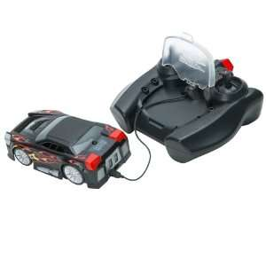 Air Hogs Zero Gravity Micro Car   Black Rugged Car Toys & Games
