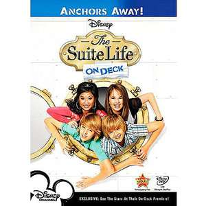 Suite Life On Deck: Anchors Away! (Full Frame): TV Shows
