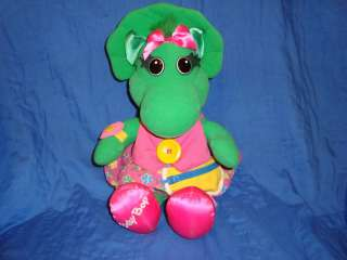 Be sure and have a look at my other Barney Toys. Combined shipping
