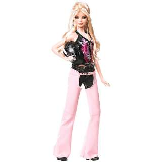 Barbie Pink Label   Harley Davidson Barbie Collectors