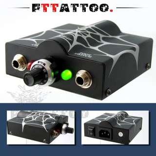 Starter Tattoo Kit 4 Machine Gun Power Complete Set