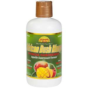 Dynamic Health African Bush Mango Juice Blend, 32 oz