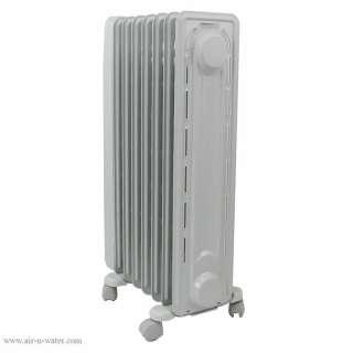 NEW DeLonghi EW7707CM 1500W Electric Portable Radiator Space Heater