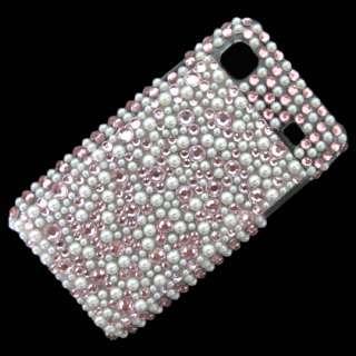 Bling Diamond Rhinestone Case Cover For Samsung Galaxy S i9000 4G