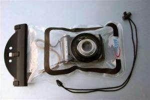 Dry Foto Waterproof Underwater Digital Camera Case NEW