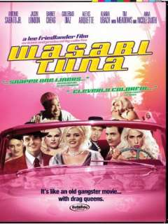 Wasabi Tuna: Antonio Sabato Jr, Tim Meadows, Barney Cheng