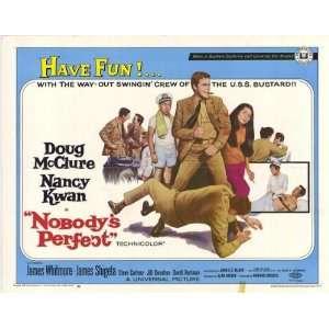) Style A  (Doug McClure)(Nancy Kwan)(James Whitmore)(David Hartman